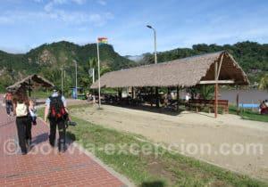 Bord du rio à Rurrenabaque