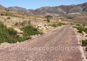Route de Torotoro