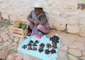 Vendeuse de figues, Tarata