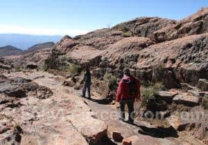 Ciudad de Itas à 3500 mètres d'altitude