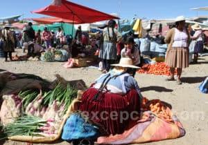 Village de Punata, vallée Alto