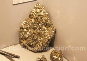 Pyrite, musée Alcide d'Orbigny