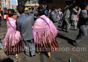 Fiesta del Gran Poder, Bolivie