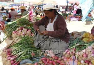 Balade au marché de Punata