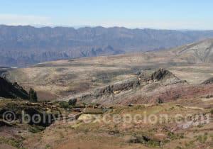 Vallée de Sucusuma, Bolivie