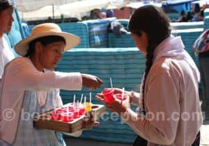 Voir les marchés en Bolivie