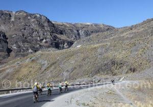 Col La Cumbre 4671m
