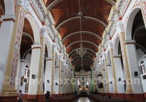 Intérieur de la cathédrale San Lorenzo