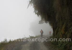 Full Day Ruta de La Muerte, La Paz
