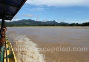 Navigation pour rejoindre Chalalan