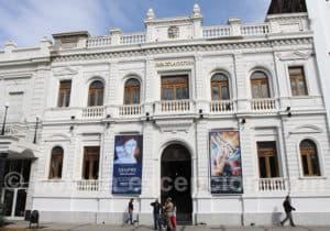 Théâtre Cine Palace à Santa Cruz de La Sierra