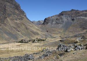 Abra La Cumbre, La Paz, Bolivie