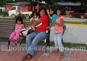 Famille de Rurrenabaque