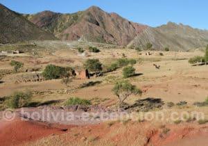 Torotoro, site géologique, archéologique et paléontologique