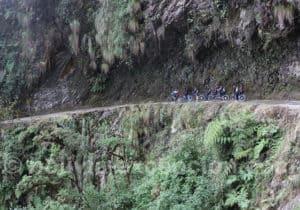 La Cumbre à Coroico via la route de La Mort