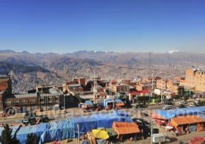 Visite de La Paz en œuf