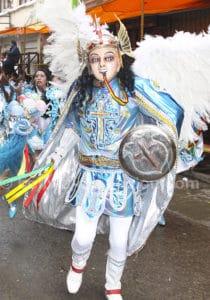 Bolivie en fête