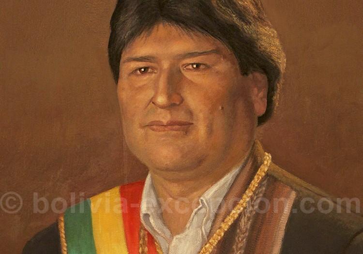 Evo Morales 2006 2019