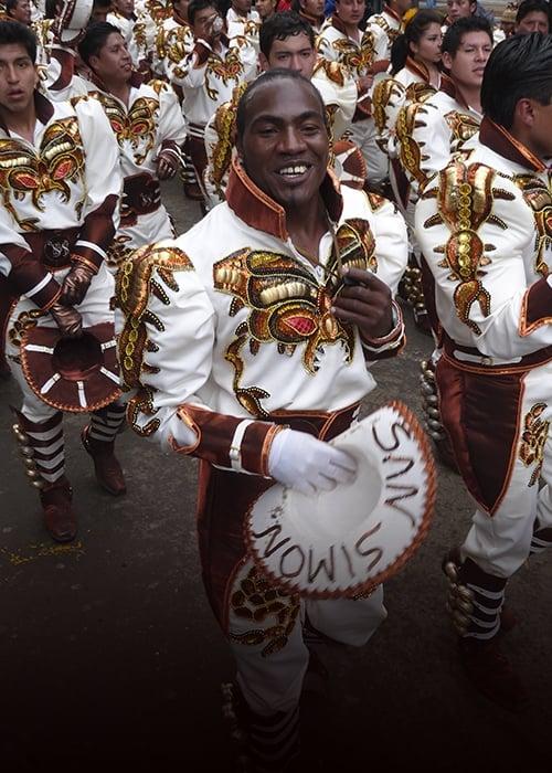 La communaute Afro-Bolivienne