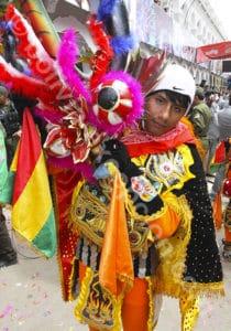 La Bolivie démasquée