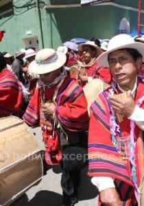 Invocations à la Pachamama