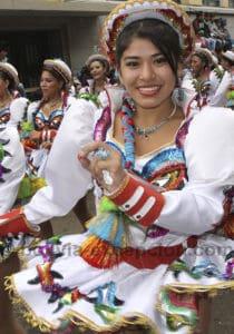 Circuit en Bolivie avec le carnaval de Oruro