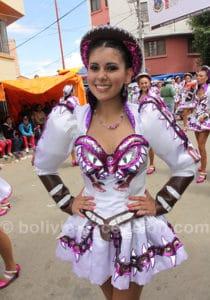 Voyage en Bolivie pour voir le carnaval de Oruro