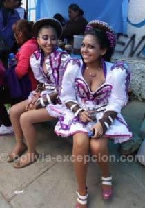 Oruro, plus authentique carnaval d'Amérique du Sud