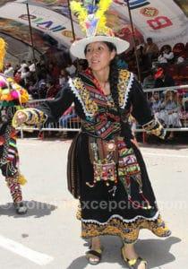 Carnaval de Oruro, manifestation interculturelle bolivienne