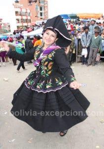 Participer au carnaval d'Oruro