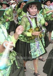 Carnaval d'Oruro, plus grand événement culturel annuel de Bolivie