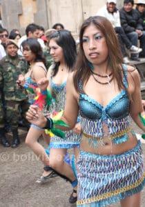 Les dessous du carnaval d'Oruro