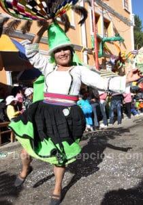 Pause photo à Oruro