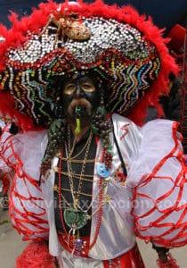 Carnaval masqué à Oruro