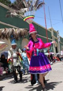 Suri-Sicuri à Oruro