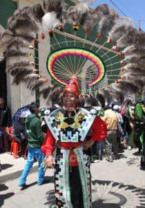 Danse Suri Sicuri au carnaval d'Oruro