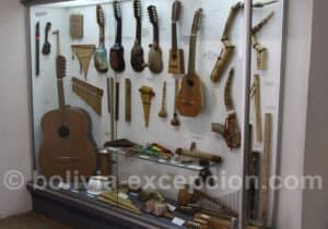 Florilège d'instruments de musique