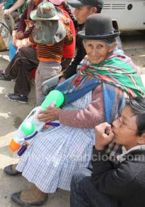Carnaval d'Oruro pour les grands et petits