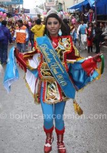 Foklore à Oruro