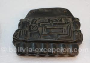 Flûte de pan, culture Chicha