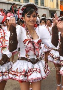 Carnaval en Bolivie