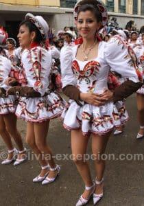 Foklore en Amérique du Sud