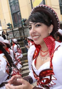 Sourire d'Oruro