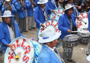 Instruments de musique Boliviens