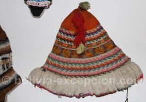 Chulo traditionnel bolivien