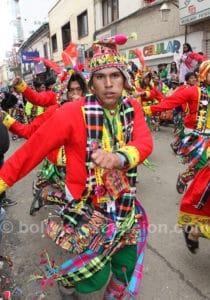 Oruro, plus beau choix pour un carnaval