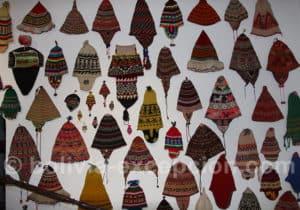Le bonnet bolivien typique