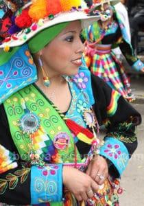 Richesse du folklore bolivien