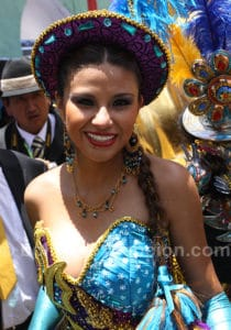Orureña au carnaval