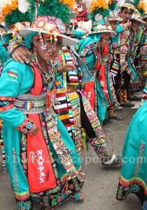 Oruro, plus beau carnaval du contient